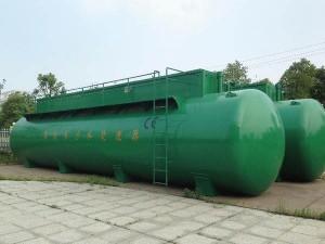 一体化MBR污水净化器